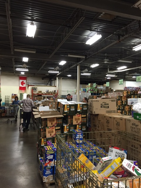 Food Bank Volunteering 2